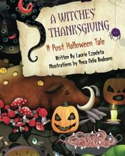 A WITCHES' THANKSGIVING by Laurie Ezpeleta
