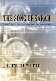 THE SONG OF SARAH by Charlene Pillow Little