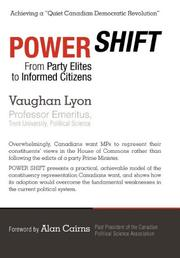 POWER SHIFT by Vaughan Lyon