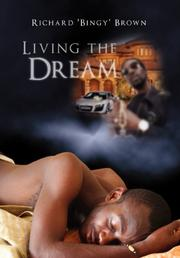 Cover art for LIVING THE DREAM