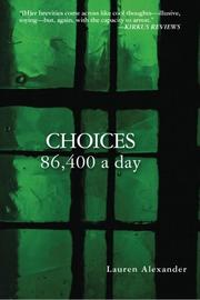 CHOICES by Lauren Alexander