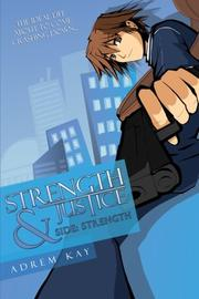 Cover art for STRENGTH AND JUSTICE