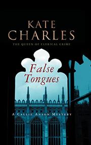 FALSE TONGUES by Kate Charles