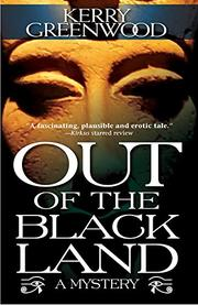 Cover art for OUT OF THE BLACK LAND