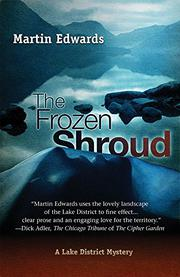 Book Cover for THE FROZEN SHROUD