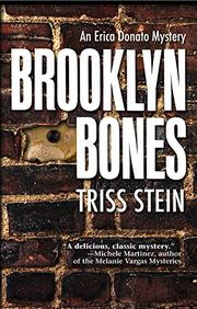 Book Cover for BROOKLYN BONES