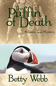 THE PUFFIN OF DEATH by Betty Webb