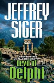 DEVIL OF DELPHI by Jeffrey Siger
