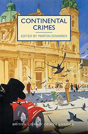 CONTINENTAL CRIMES  by Martin Edwards