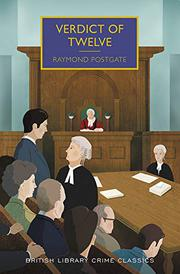 VERDICT OF TWELVE by Raymond Postgate