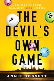 THE DEVIL'S OWN GAME  by Annie Hogsett