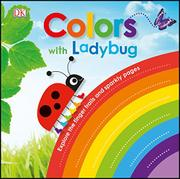 COLORS WITH LADYBUG by Dawn Sirett