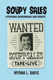 SOUPY SALES by Myrna L. Davis
