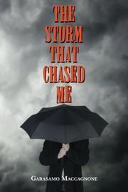 Book Cover for THE STORM THAT CHASED ME