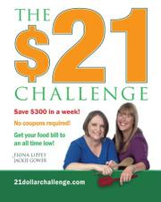 THE $21 CHALLENGE by Fiona Lippey