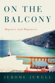 ON THE BALCONY by Jerome Jewell