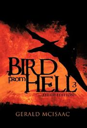 BIRD FROM HELL by Gerald McIsaac