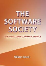 THE SOFTWARE SOCIETY by William Meisel