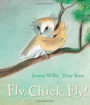 Cover art for FLY, CHICK, FLY!