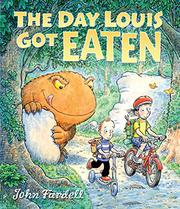 Cover art for THE DAY LOUIS GOT EATEN