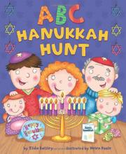 ABC HANUKKAH HUNT by Tilda Balsley