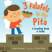 3 FALAFELS IN MY PITA by Maya Friedman