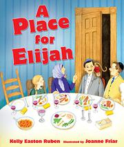 A PLACE FOR ELIJAH by Kelly Easton Ruben