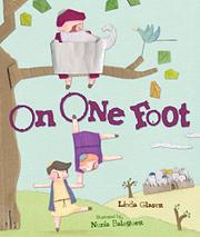 ON ONE FOOT by Linda Glaser