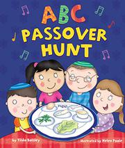ABC PASSOVER HUNT by Tilda Balsley