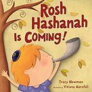 ROSH HASHANAH IS COMING! by Tracy Newman