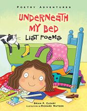 UNDERNEATH MY BED by Brian P. Cleary