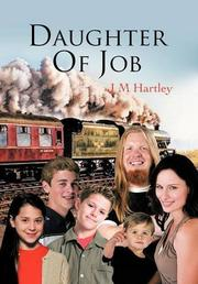 Cover art for DAUGHTER OF JOB