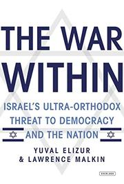 Cover art for THE WAR WITHIN