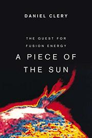 A PIECE OF THE SUN by Daniel Clery