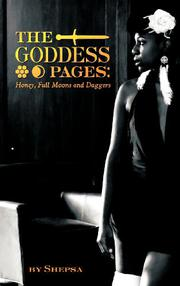 The Goddess Pages by Shepsa