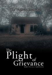 Book Cover for THE PLIGHT OF GRIEVANCE