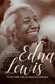 EDNA LEWIS by Sarah B. Franklin