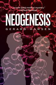 NEOGENESIS by Gerard Hansen