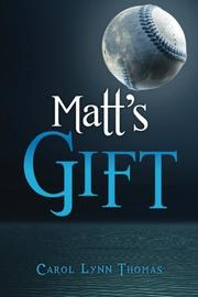 Cover art for MATT'S GIFT
