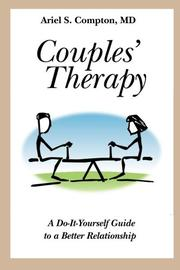 Cover art for Couples' Therapy: A Do-It-Yourself Guide to a Better Relationship