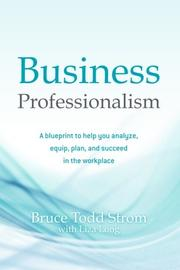 Cover art for BUSINESS PROFESSIONALISM