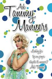 ASK TAMMY MANNERS by Tammy Manners