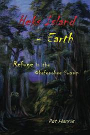 HEKS ISLAND–EARTH by Pat  Harris