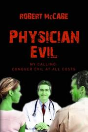 Book Cover for PHYSICIAN EVIL