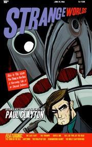 STRANGE WORLDS by Paul Clayton