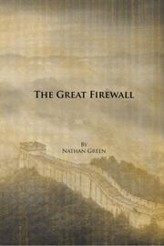 Cover art for THE GREAT FIREWALL