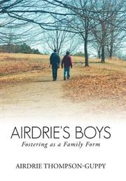 AIRDRIE'S BOYS by Airdrie Thompson-Guppy