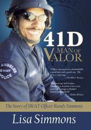 41D MAN OF VALOR by Lisa Simmons