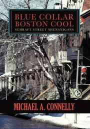 Book Cover for BLUE COLLAR BOSTON COOL