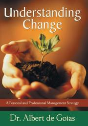 UNDERSTANDING CHANGE by Albert de Goias